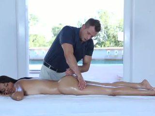 Caliente erótico masaje para uno muy monada 18yo adolescente