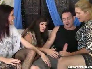 sie gruppen-sex sehen, beste sperma, heiß puma sie
