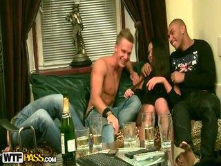 group sex, anal sex, gang bang