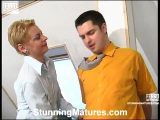 Alice ve adam concupiscent anne içinde eylem