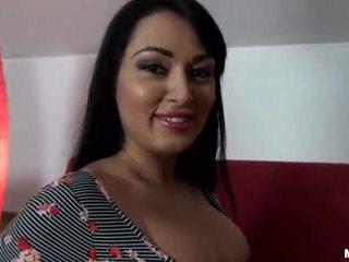 Perky tits hottie Rosalina Love fucked