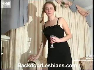 nice toys, pussy licking, hottest lesbo video