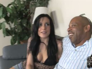 Cuckold Mov Of A Husband Watching His Milf Giant Chocolate Thing