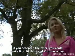 České streets - ingrid video