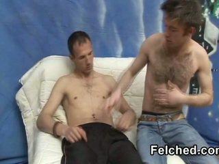 homosexuell, cumswap frisch, hq homosexuell abspritzen