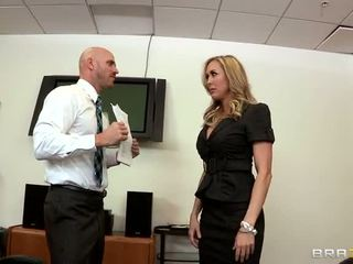 Brandi Evaluation Ejaculation Video