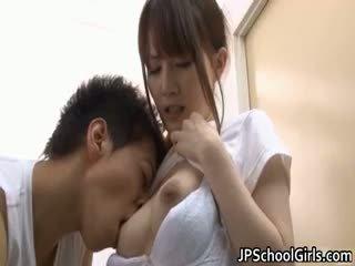 Hotaru yukino nxehtë japoneze nxënëse part3