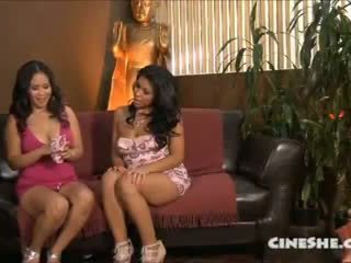 Cassandra Cruz, Jessica Bangkok - I Seen Your Big Ad Online