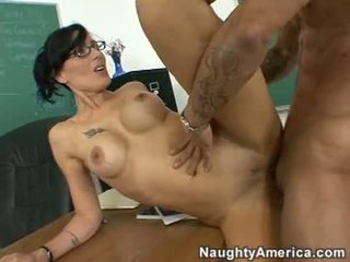 Corching Teacher Zoe Holloway Acquires Awesomely Plowed On The Twat By A Juvenile Dick