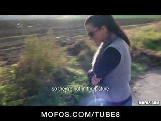 brunette film, rated voyeur sex, see mofos