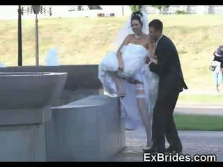 echt upskirt video-, hq uniform actie, brides