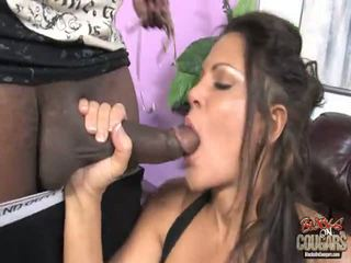 Balck Python Satisfies The Crazy Crave Of Teri Weigel