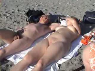 海滩, 葡萄收获期, 经典, 裸体