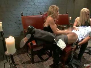 real cbt movie, see ball busting action, ballbusting mov