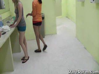 Horny Chick Having Banged Huge Inside Sleaze Bisex Activity