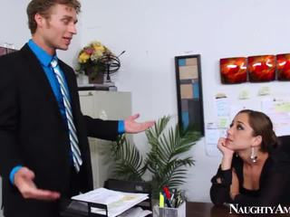 Remy LaCroix - Office fuck