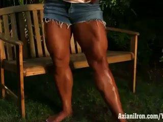 great fitness porno, big clit film, bodybuilder