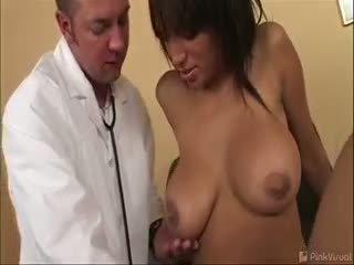 brunette fun, big boobs see, great pornstar