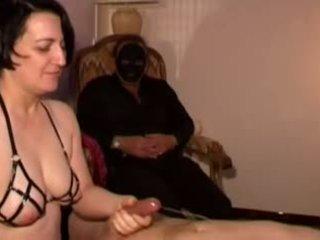 groot femdom, beste strapon actie, heet biseksuelen seks