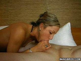 Hawt In Nature's Garb Kara Novak Suking A Hard Rod More Until It Blows On Her Mouth