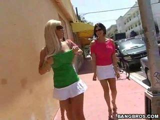 meloenen porno, heetste groepsseks video-, heet grote borsten