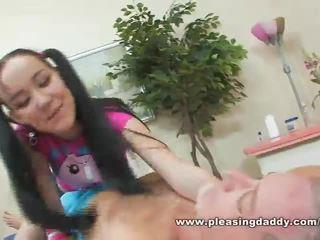 Sexy Young Masseuse Amai Liu Gives A Mature Cock A Happy Ending