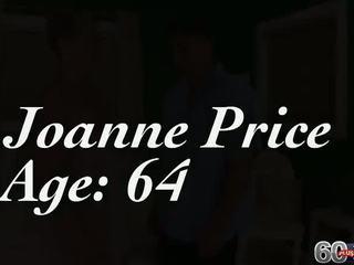 O que vontade 64 ano velho joanne fazer com o fourth caralho de dela vida