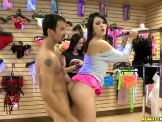 kijken brunette, een schattig porno, gratis plezier