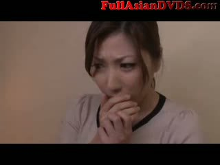 Asian MILF Maid Tied And Made To Cum(1)