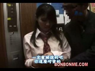 jaapani, blowjob, koolitüdruk