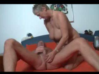 German Granny very hot!