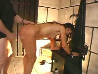 bdsm scène, nominale slavernij porno, meer pain at sex film