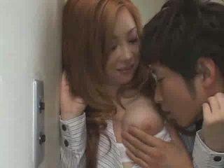 Japonsko najstnice jebemti pri šola video