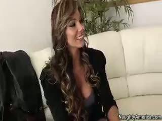 alle brunette, kijken realiteit video-, pornstar