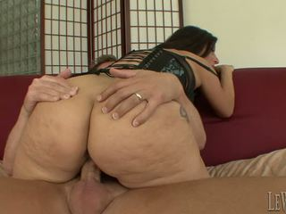 Corset Wearing Milf Gets Her Hot Pussy Eaten Out And Fucked