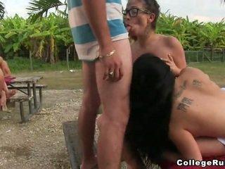 college sex neuken, orgie, heetste sex partij