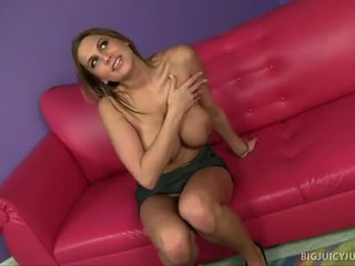 Alanah Rae S Big Tits Jiggle During Sex