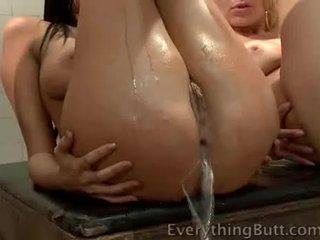 Sluts get their asses used