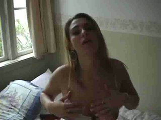 Dutch girl temptation Sabrina Masturbates