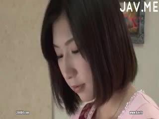 japansk, cumshot, ass, mogen