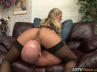 HDV Pass: Hot blonde milf phoenix marie gets assfucked hard