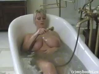 বিগ boobs vid, অধিক স্বর্ণকেশী vid, অপেশাদার