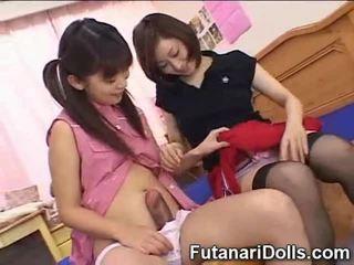 Futanari Babysitters