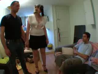 mooi zuigen, groepsex mov, een swingers porno