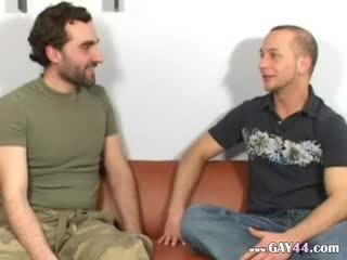 Mature homo Dick suckers on the couch