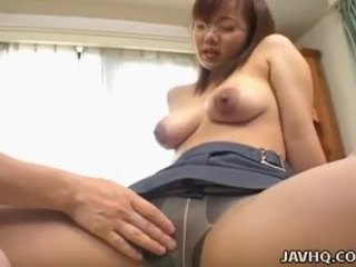 hottest brunette, nice ass, ideal japanese porno