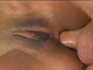 Sabrina loves cum in her ass