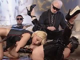 groepsseks, hoorndrager neuken, plezier anaal film