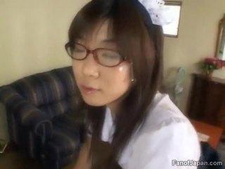 A Horny Maid