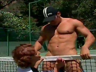 sucking cock scène, heetste grote lul neuken, meer grote borsten film